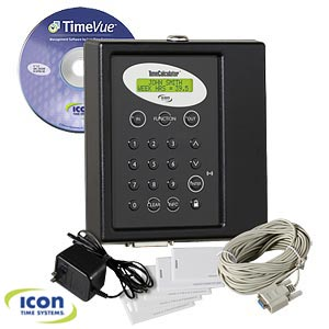 Icon PROXe TIME CLOCK SYSTEM