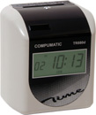Compumatic TR880d Electronic Time Recorder Clock