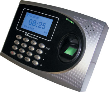 Acroprint timeQplus Biometric TIME CLOCK SYSTEM