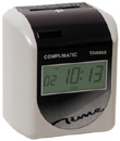 Compumatic TR440d Electronic Time Recorder Clock